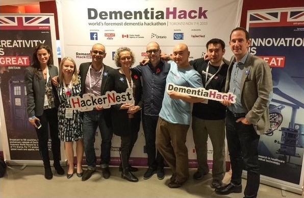 Phyllis Fehr - Dementia Hackathon