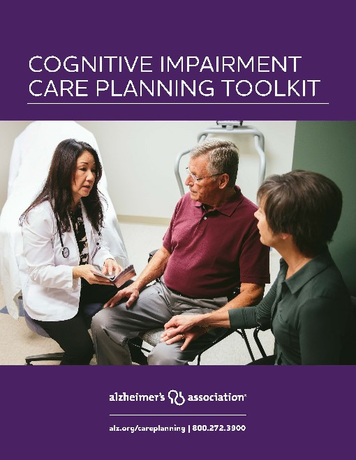 Alzheimer's Association Care-Planning-Toolkit Cover
