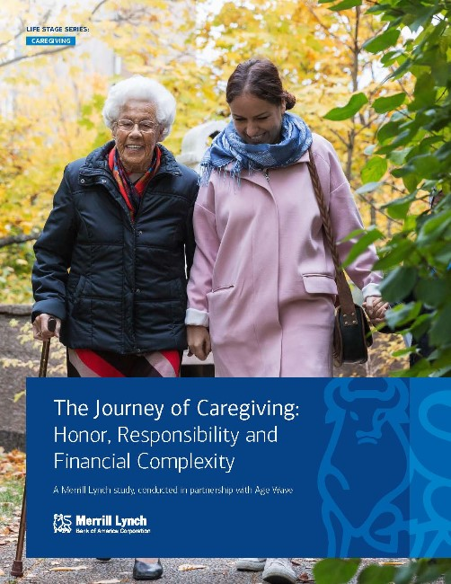 Merrill Lynch Age Wave Caregiving Study Report