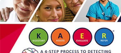 Cover image of Gerontological Society of American's KAER Toolkit