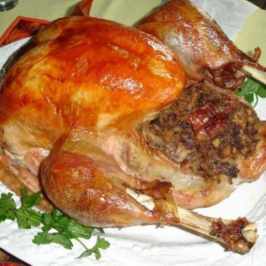 Holiday Dinner - Turkey