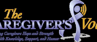 The Caregiver's Voice Logo - Horiz_TagLine png