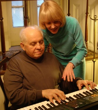 Christina Conroy-Music Therapy Keyboard
