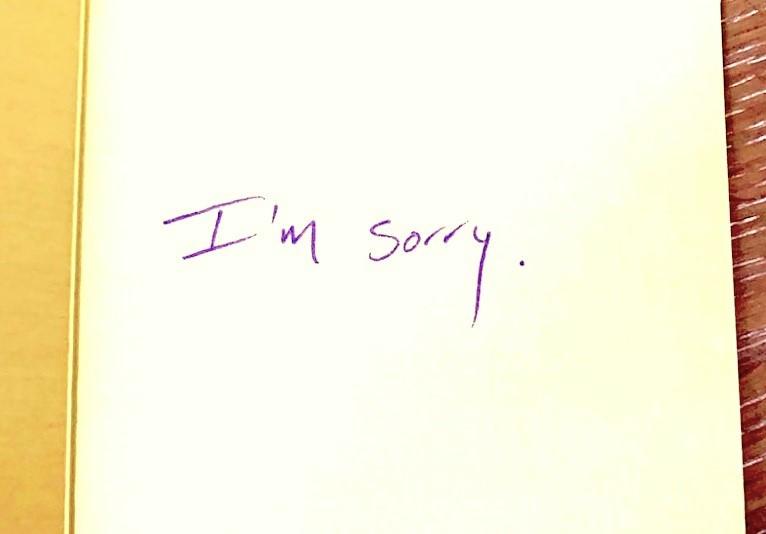 Matt Perrin Ro&Steve - I'm Sorry